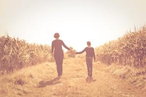 moeder en dochter_CC0 Public Domain